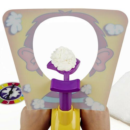 Pie Cream Hit Home Party Prank