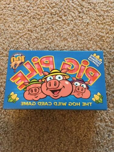 pig pile family card board game r
