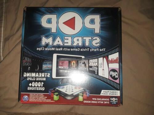 pop stream board game