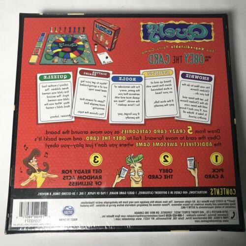 QUELF Game Games NEW Sealed