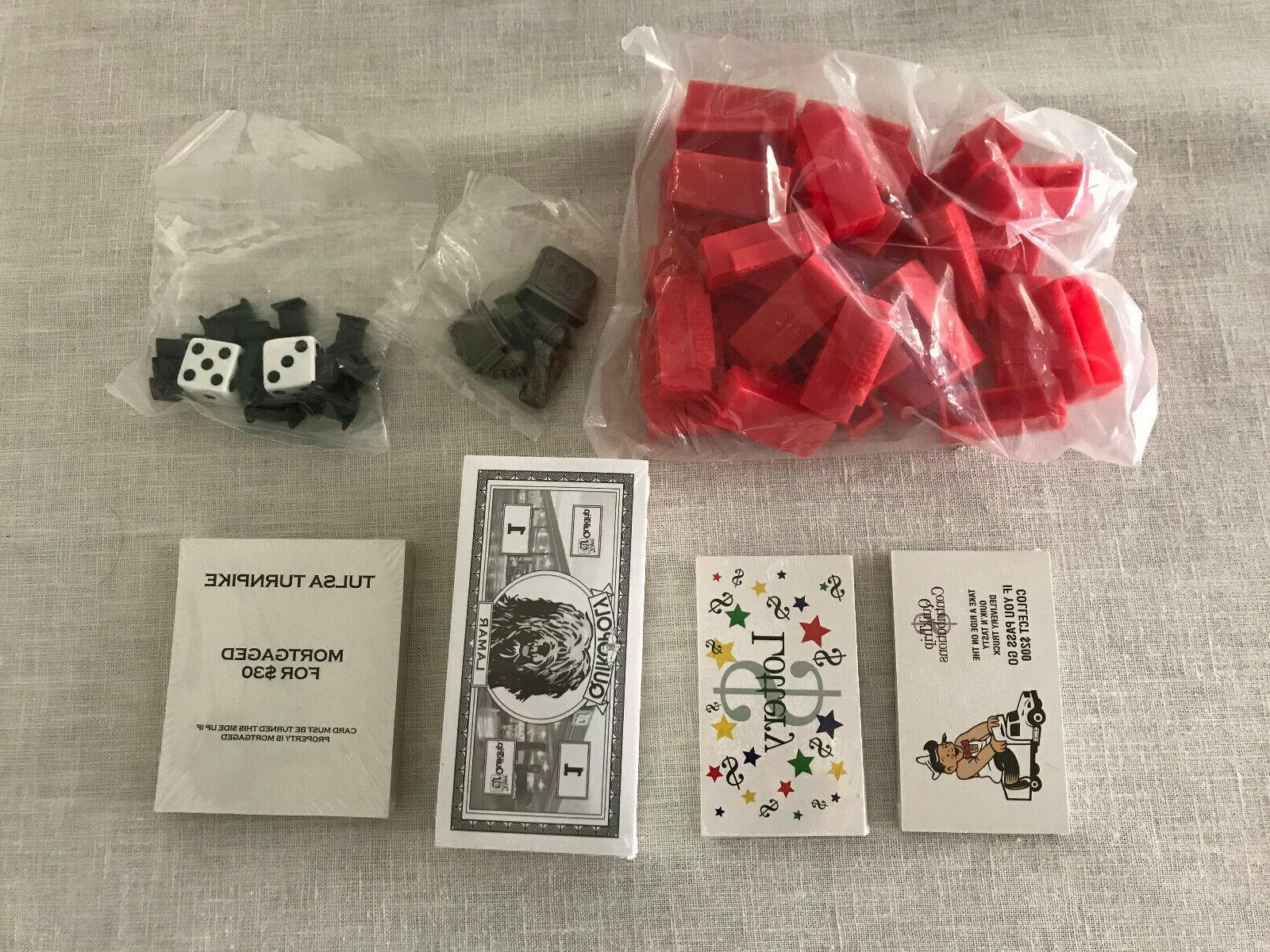 RARE 2008 Years of Monopoly