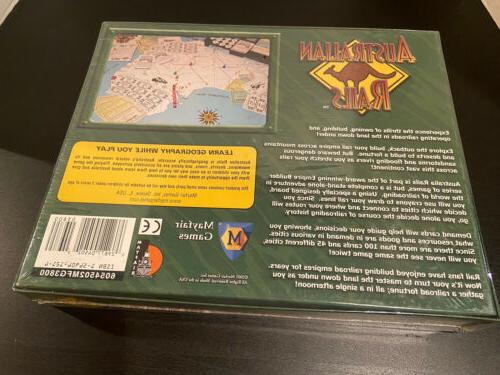 GAMES NEW SEALED EMPIRE