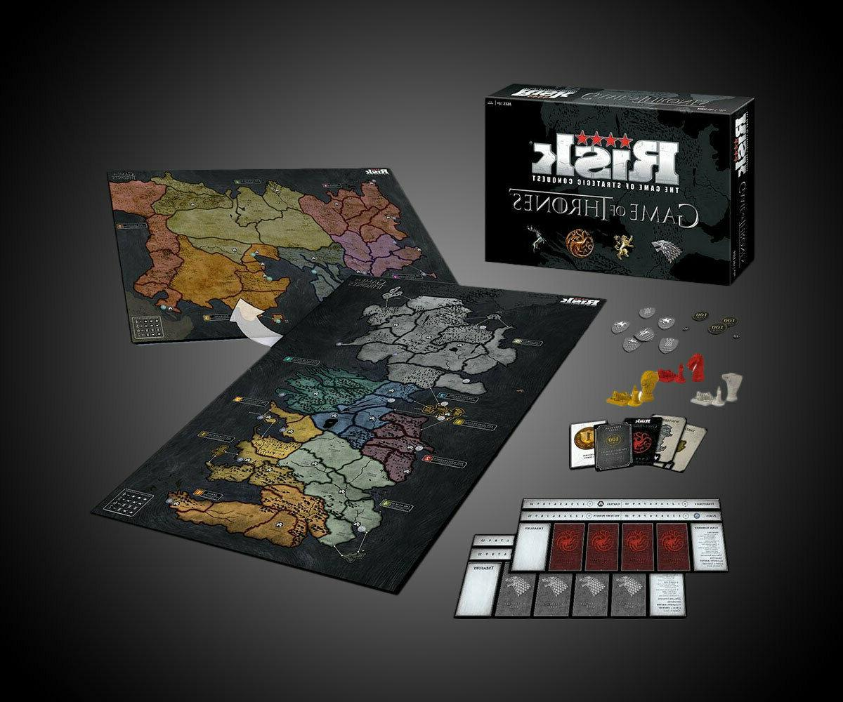 risk game of thrones edition board game
