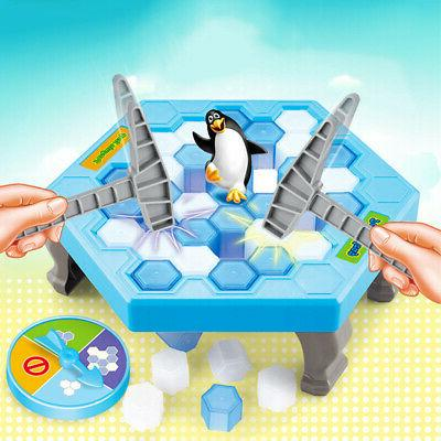 save the penguin dont break the ice