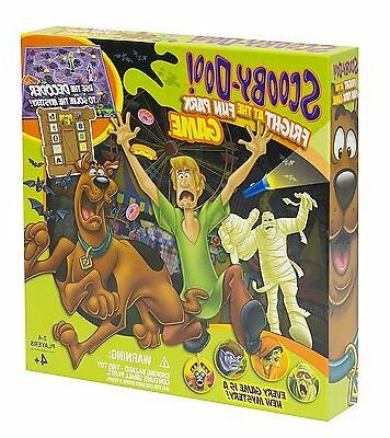 SCOOBY DOO MYSTERY PARK GAME