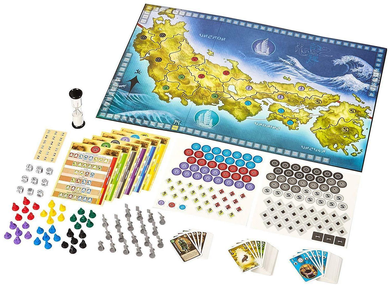 Senji Board Game by