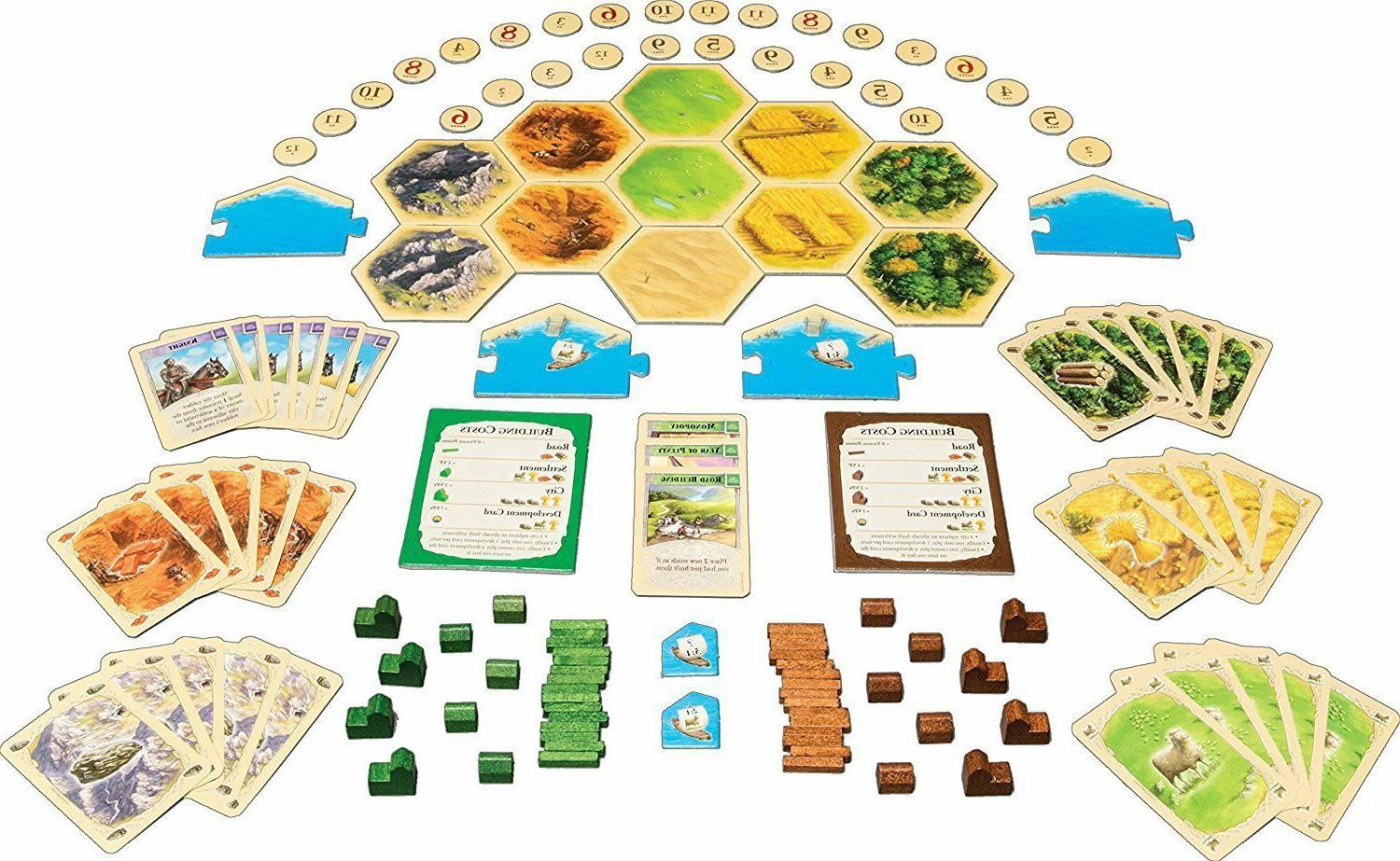 Settlers of Game 5-6 Player EXTENSION