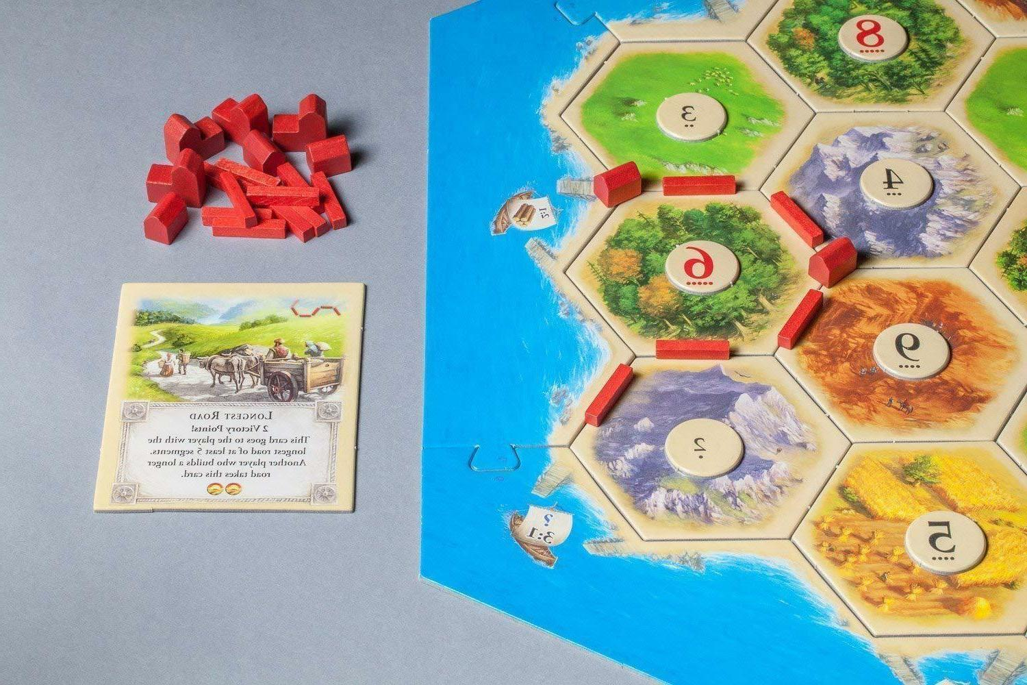 Settlers Game 5th Player EXTENSION