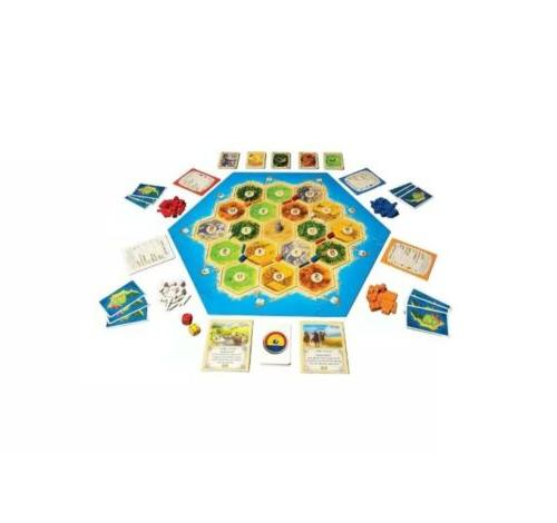 Settlers of Catan Game Voyage