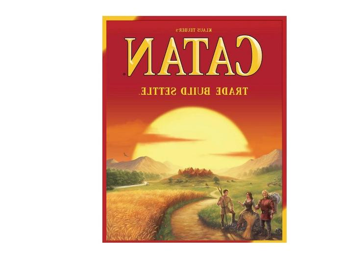 settlers of catan board game voyage great