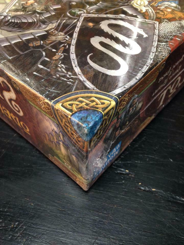 Shadows Camelot Board Game SEALED of Wonder MIB