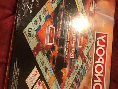 SHIPS TODAY 3rd Alarm Board Game Sealed