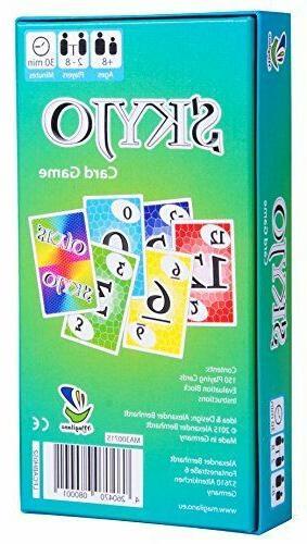 Magilano SKYJO and The Ideal Board Game