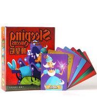 Sleeping Queens Queen Children'S Educational Toy Card Game B