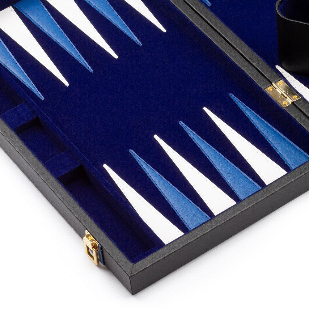 Small Backgammon Game Set with Game