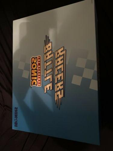 sonic battle racers board game all in