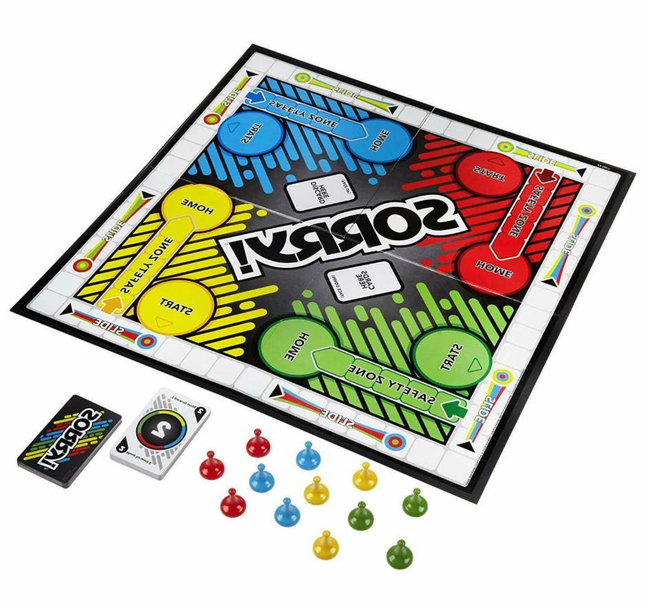 Sorry!Board Game Kids NEW