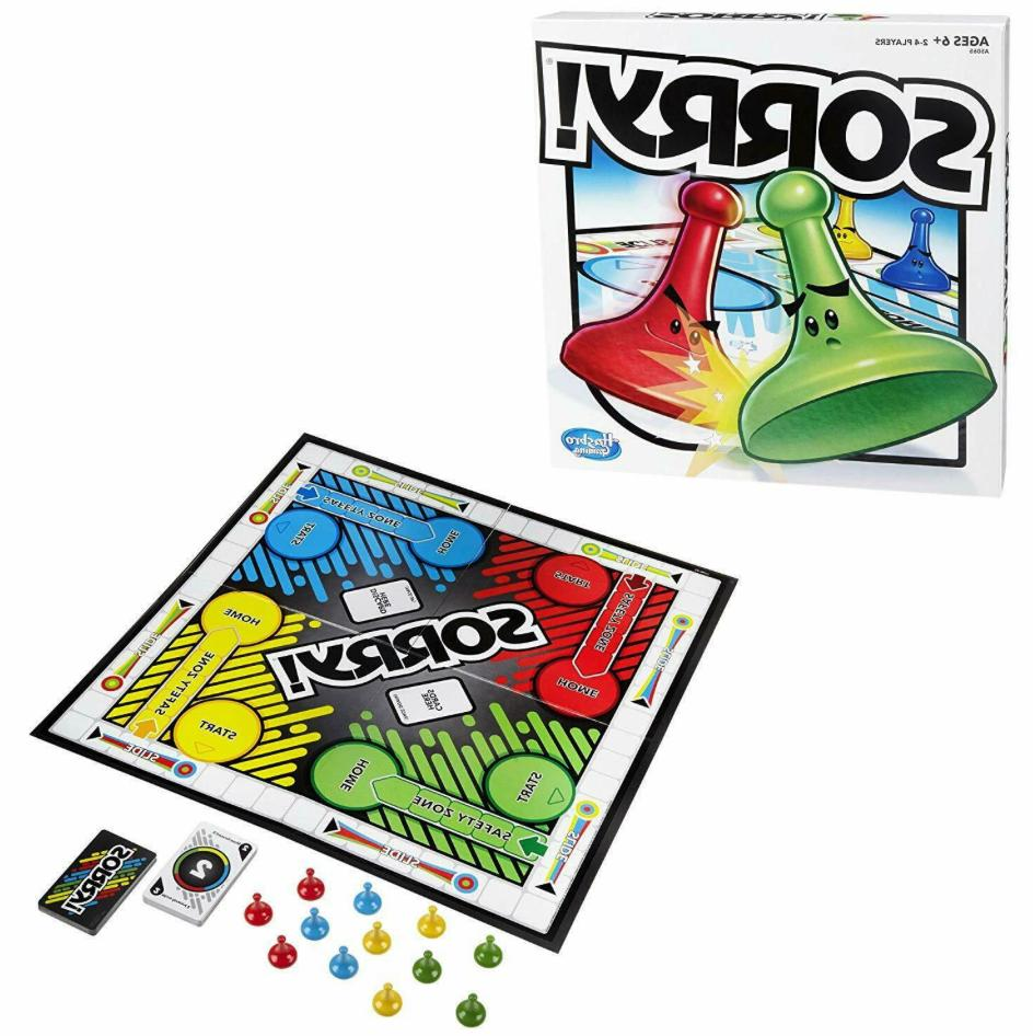 sorry board game kids family new