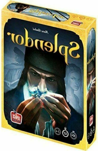 splendor board game by new sealed see