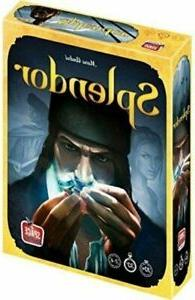 Splendor Board Game Asmodee Games by Mark Andre ASM Scspl01