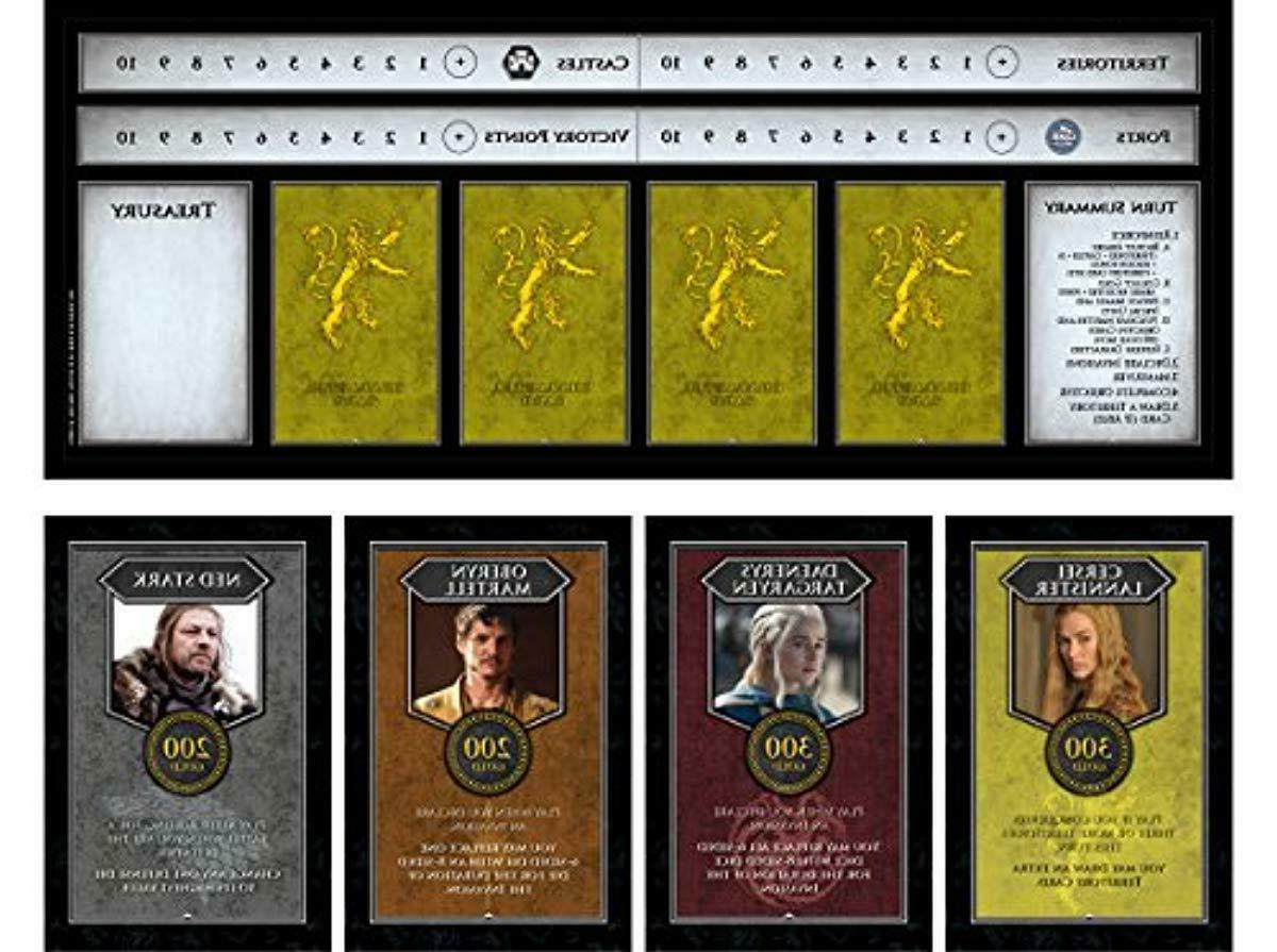 USAopoly Thrones Strategy   The for Game of Thrones