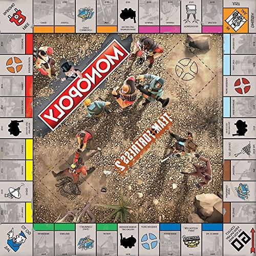 USAopoly Team 2 Monopoly Game