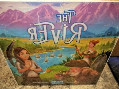 the river games board game new