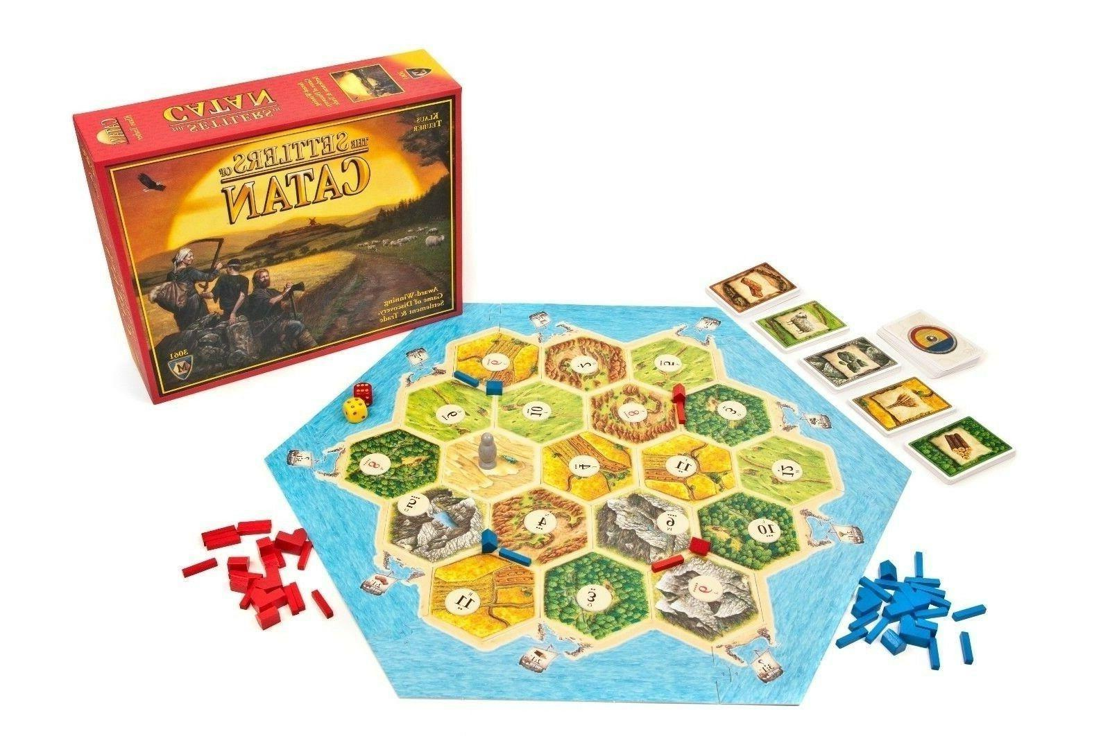 The Settlers of Catan Sealed