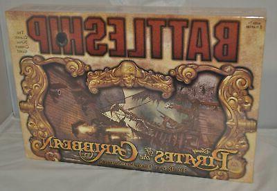 Disney Theme Pirates BATTLESHIP Board