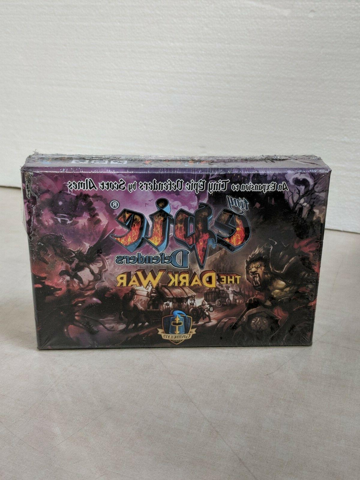 tiny epic defenders the dark war expansion