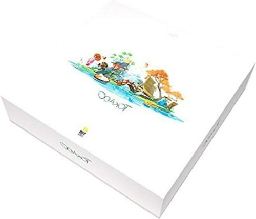 Funforge Tokaido Board Game TKD-5TH-US01