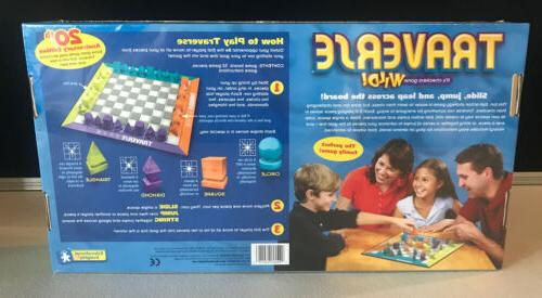 Educational Insights Anniversary Edition Checkers Board Game New