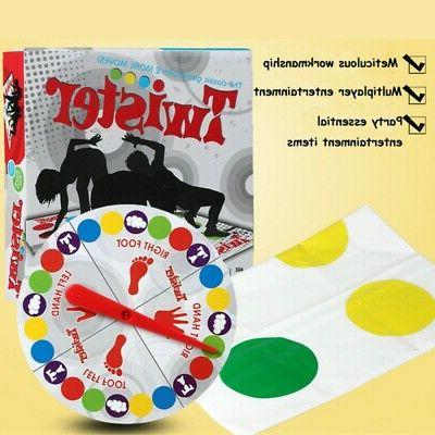 Adult Kid Twister-Game Family Body Board