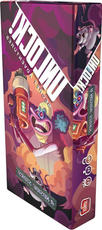 unlock a noside story board game factory