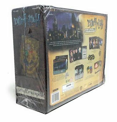 USAOPOLY Potter Hogwarts Battle Building Board Game