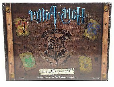 usaopoly hogwarts battle a cooperative deck building