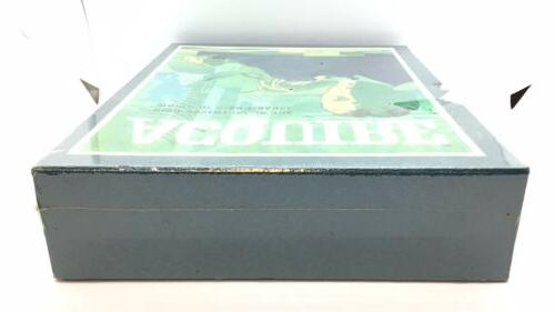 Vintage 1962 Board Game Aquire the World Finance A2