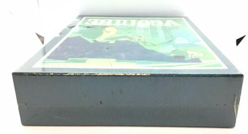 Vintage 1962 Board Game Aquire the World of High Finance
