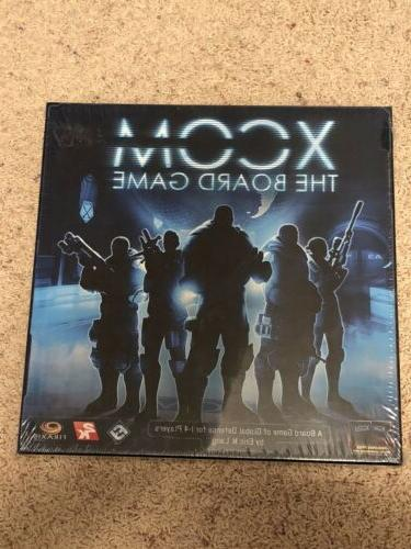 xcom the board game 1 4 players