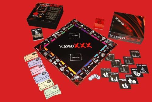 XXXopoly - Games