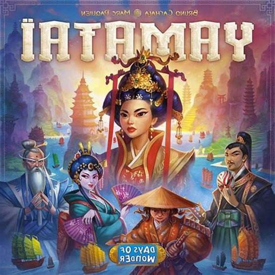 yamatai board game 2017 brand new factory