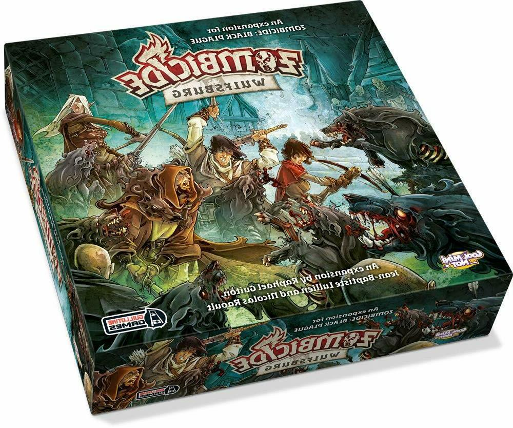zombicide wulfsburg board game
