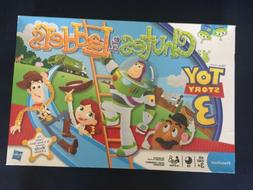LAST ONE! Toy Story 3 CHUTES AND LADDERS Board Game Hasbro D