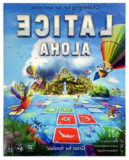 Latice Aloha Strategy Game - The Popular New Family Game for