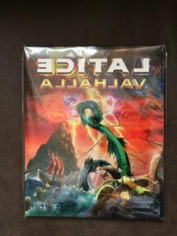 Latice Valhalla Board Game Adacio Ages 6+ 2-4 players