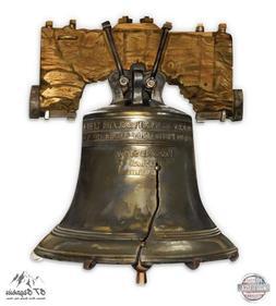 "Liberty Bell American History Pride Patriotic Freedom - 20"""