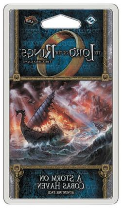 Lord Of The Rings LCG: A Storm on Cobas Haven