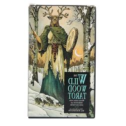 Magic Wild Wood Tarot Read Fate Tarot Card <font><b>Game</b>