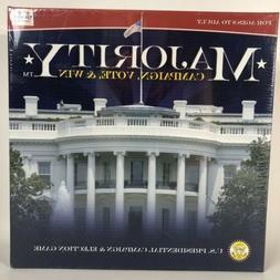 Majority Board Game Campaign Vote Win Election Game Nikabo E