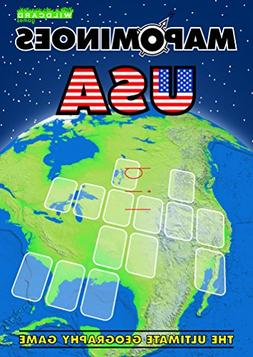 MAPOMINOES USA – The Ultimate Geography Game – Fun & edu